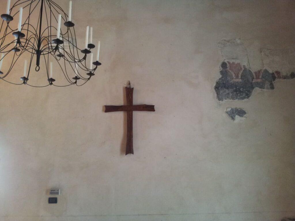 Camera stellata, sec. XII/XIV, Biblioteca dell'Abbazia