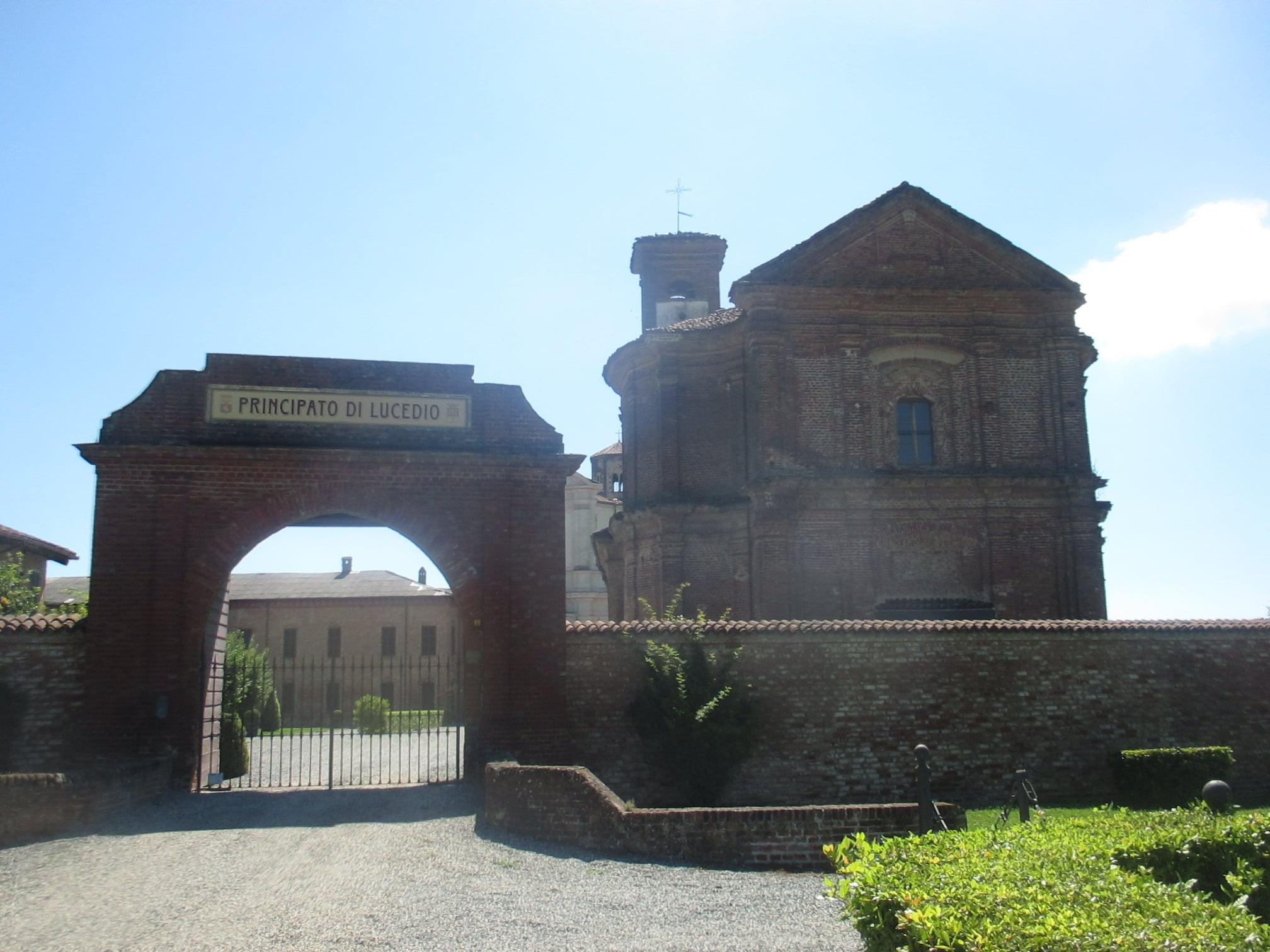 Principato di Lucedio, Abbazia
