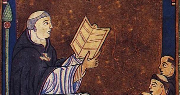 miniatura raffigurante Ugo di San Vittore