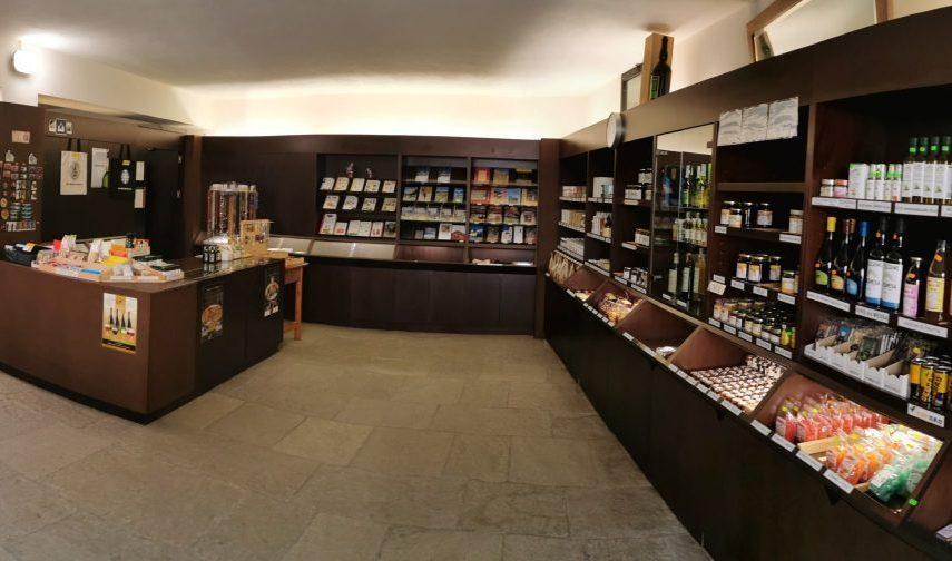 negozio bottega del monaco abbazia di novalesa