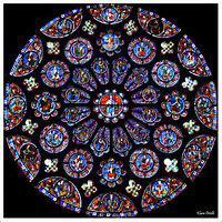 Rosone della Cattedrale di Chartres