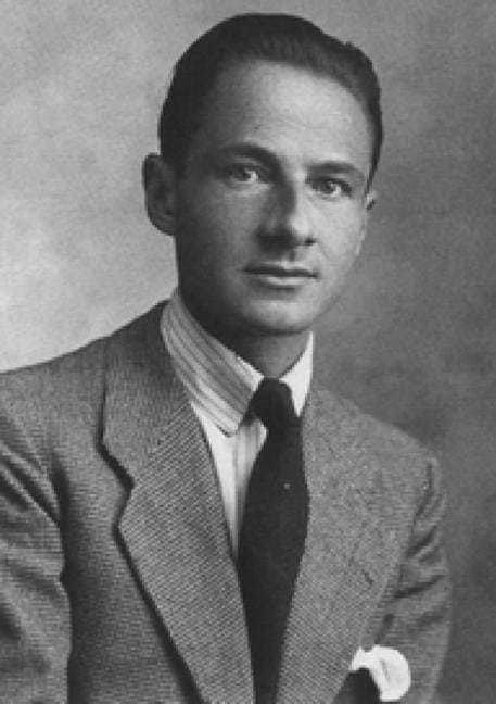 Ritratto dello scrittore varesino Guido Morselli