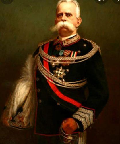 ritratto del re Umberto I